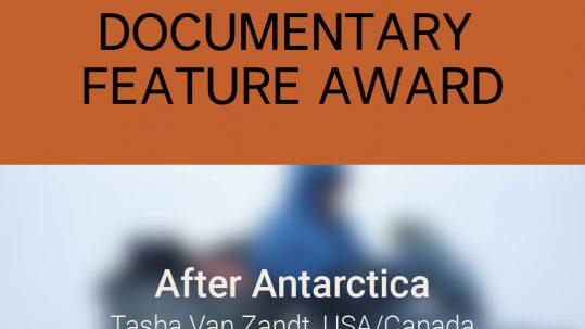 McBaine Bay Area Documentary Feature Award