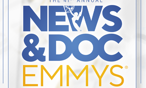The 41st Annual News & Docs Emmys