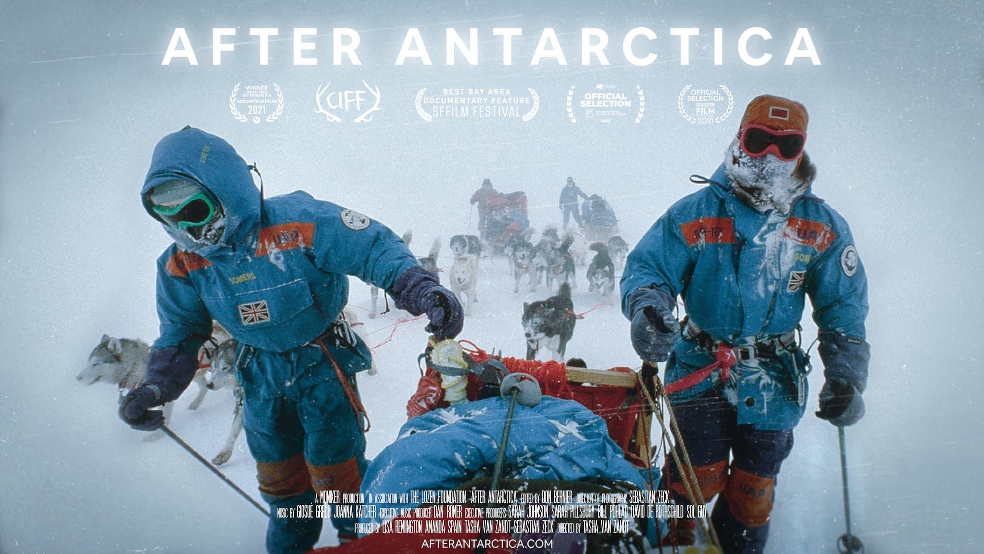 After Antarctica